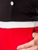 Купальное боди в стиле ретро (140065) - оригинальная одежда, 2