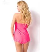 Розовый купальник Jas-113 (140113) - оригинальная одежда, 2