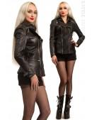 Женская косуха X12124 (112124) - foto