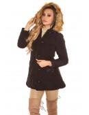 Зимняя куртка на меху MF2125 (112125) - foto