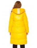 Удлиненная зимняя куртка с капюшоном M2140 (112140) - оригинальная одежда, 2