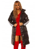 Зимняя куртка-пальто MF141 (112141) - foto