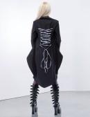 Фрак со шнуровкой (113019) - оригинальная одежда, 2