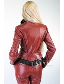 Кожаная куртка (112024) - цена, 4