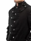 Зимняя мужская куртка с капюшоном (206106) - цена, 4