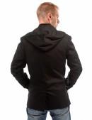 Зимняя мужская куртка с капюшоном (206106) - оригинальная одежда, 2