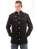 Зимняя мужская куртка с капюшоном (206106) - foto