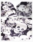 Леггинсы Skulls Punk Rave (128237) - 5, 12