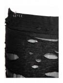 Леггинсы с прорезями Punk Rave (128195) - материал, 6