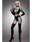 Карнавальный женский костюм Space Fighter (118042) - материал, 6