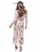 Женский костюм зомби (платье, парик и обруч) (118043) - материал, 6