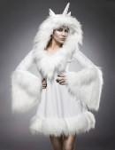 Карнавальный женский костюм Единорог M8023 (118023) - 4, 10