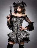 Костюм девушки-пирата Mask Paradise (118024) - оригинальная одежда, 2