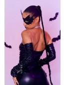 Карнавальная маска Летучая мышь A1075 (901075) - оригинальная одежда, 2