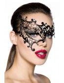 Асимметричная металлическая маска A1017 (901017) - foto