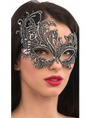 Металлизированная серебристая маска AR049 (901049) - оригинальная одежда, 2
