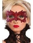Металлизированная красная маска XA1056 (901056) - foto