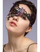 Асимметричная разноцветная маска XC057 (901057) - цена, 4