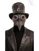 Маска Чумного доктора Steampunk XA073 (901073) - оригинальная одежда, 2