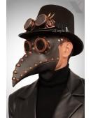 Маска Чумной доктор Steampunk X1074 (901074) - foto