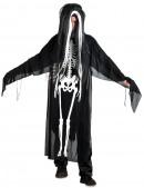 Балахон со скелетом (221007) - foto