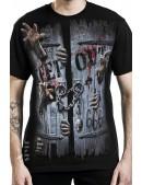 Мужская футболка Zombies Unleashed Spiral (202014) - оригинальная одежда, 2