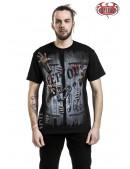 Мужская футболка Zombies Unleashed Spiral (202014) - foto