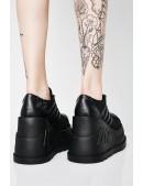 Кроссовки на высокой платформе Demonia (314001) - оригинальная одежда, 2