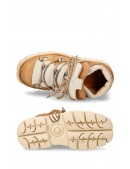 Женские кроссовки из натуральной кожи SOFTY SAFARI (M106-C70) - оригинальная одежда, 2
