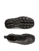 Кожаные ботинки на платформе MILI214B (MILI214B-S2) - 3, 8