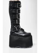 Сапоги на высокой платформе Demonia B015 (310015) - оригинальная одежда, 2