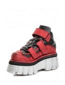 Ботинки кожаные ALASKA ROJO 285-S39 (285-S39) - материал, 6