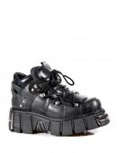 Ботинки на платформе (106-S1) - цена, 4