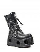 Ботинки с пружинами в платформе (373-S2) - 3, 8