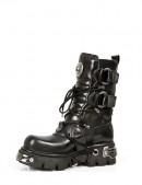 Ботинки с ремешками (575-S1) - материал, 6