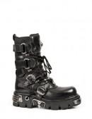 Ботинки с ремешками (575-S1) - foto
