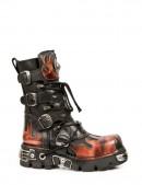 Ботинки Black&Fire (591-S1) - foto