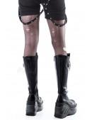 Сапоги на платформе женские NEW ROCK (9811-S10) - оригинальная одежда, 2