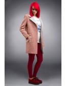Демисезонное пальто из хлопкового твила X4035 (114035) - материал, 6