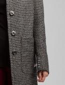 Твидовое пальто XT-34 (114034) - 3, 8