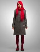 Твидовое пальто XT-34 (114034) - 4, 10