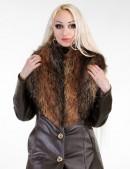 Длинное пальто с меховым воротником X-Style (115024) - цена, 4