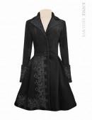 Демисезонное пальто в стиле 50-х (114014) - foto