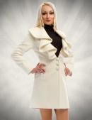 Элегантное кашемировое пальто X-Style (114031) - 3, 8