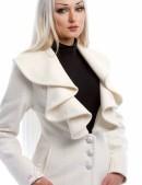 Элегантное кашемировое пальто X-Style (114031) - цена, 4
