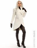 Элегантное зимнее пальто из кашемира X-Style (115046) - foto