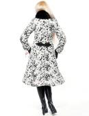 Зимнее пальто с мехом на воротнике X-Style (115030) - оригинальная одежда, 2