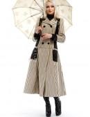 Демисезонное пальто женское Vintage (114030) - 4, 10