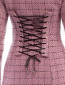 Винтажное пальто с корсетом и мехом X-STYLE (115044) - 4, 10