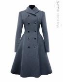 Зимнее пальто из натуральной шерсти 115054 (115054) - foto